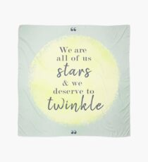 Marilyn Monroe Quote Scarf