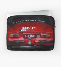 Alpine Renault A110 - Rear View Laptop Sleeve