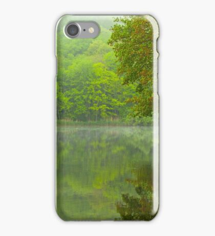 Osbornedale Green iPhone Case/Skin