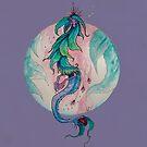 Blooming Tea Dragon - Sea Witch by GwenPhifer
