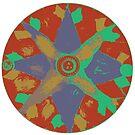 Earthy Mandala by EmilySutin