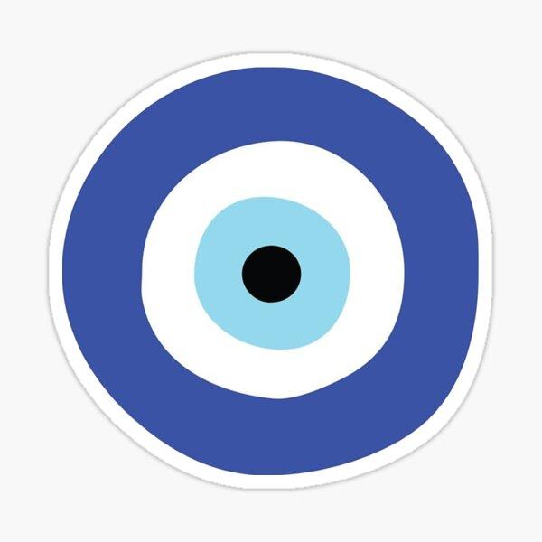 Mal de ojo (nazar) Pegatina