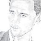 Tom Hiddleston von Deelectableart
