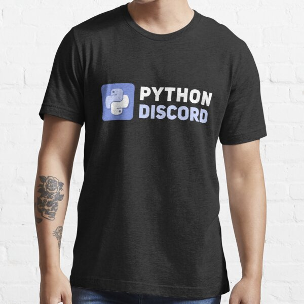 Python Discord Essential T-Shirt