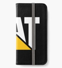 Caterpillar DIESEL iPhone Wallet/Case/Skin