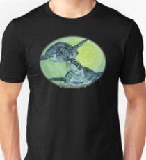 Sea Turtle Art ... t24oval T-Shirt