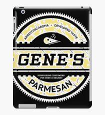 Gene's Parmesan Logo - Arrested Development iPad Case/Skin