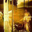 The King of Sandy Blvd - Portland, Oregon by KeriFriedman