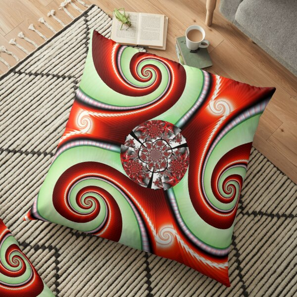 Ribbons And Bows Floor Pillow