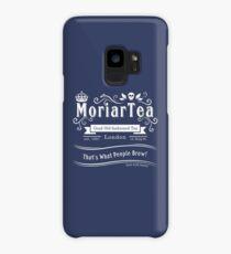 MoriarTea 2014 Edition (white) Case/Skin for Samsung Galaxy