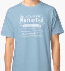 MoriarTea 2014 Edition (white) Classic T-Shirt