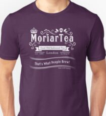 MoriarTea 2014 Edition (white) Unisex T-Shirt