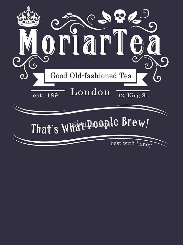 MoriarTea 2014 Edition (white) | Unisex T-Shirt