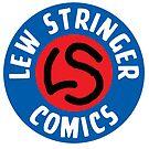 Lew Stringer Comics logo by LewStringer