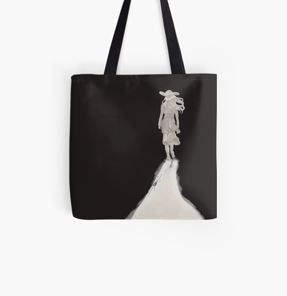 Throwing Shadows All Over Print Tote Bag