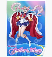 She is the One! Sailor Moon Poster