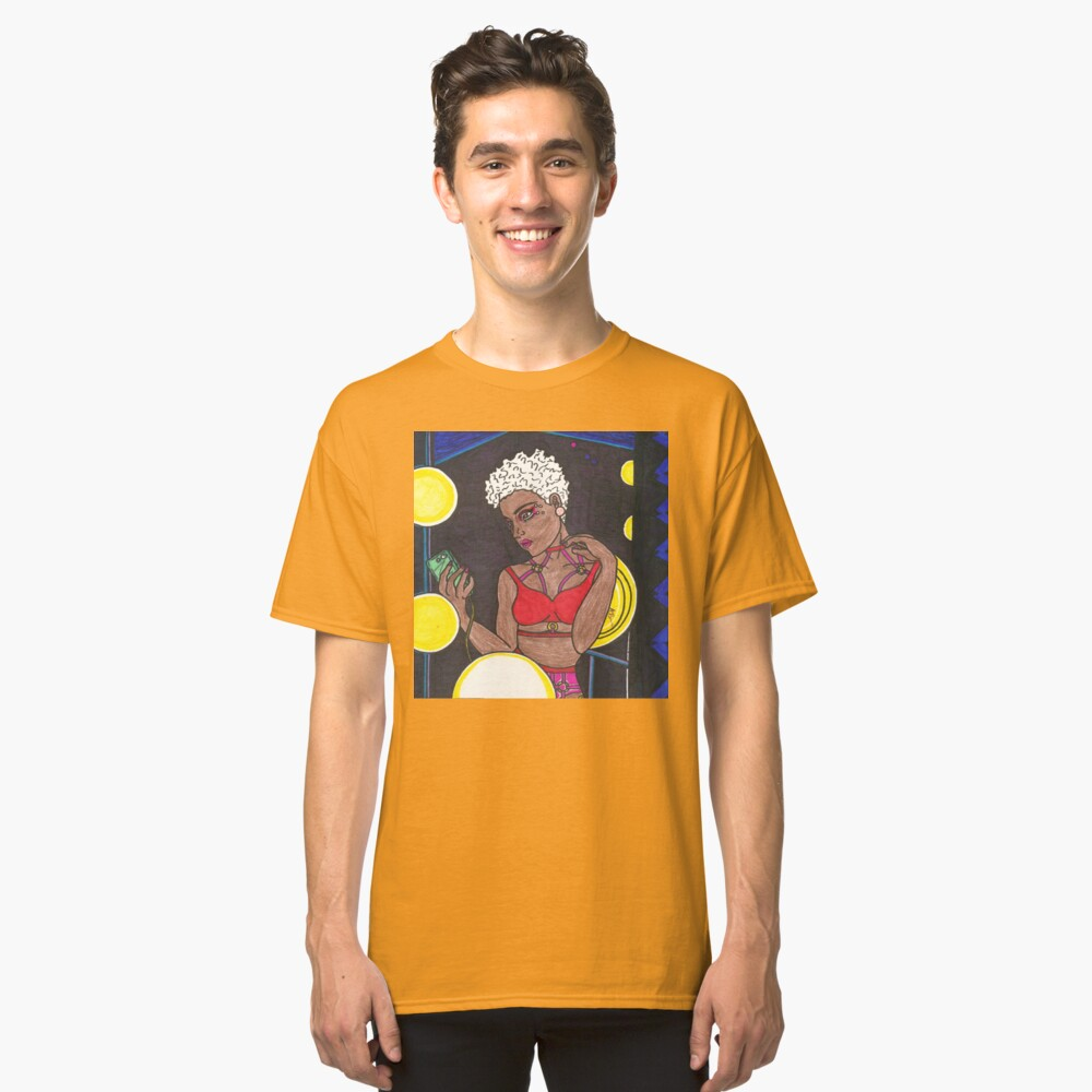 """""""Glühbirnen"""" Classic T-Shirt"""
