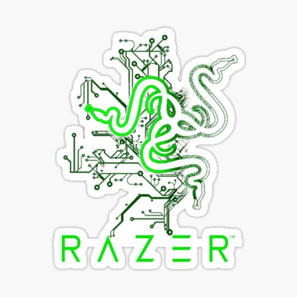 Los Más Vendidos de Razer Pegatina