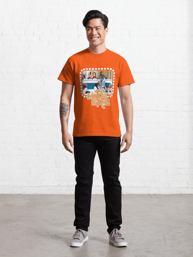 Alternate view of Match Game cast tribute Classic T-Shirt