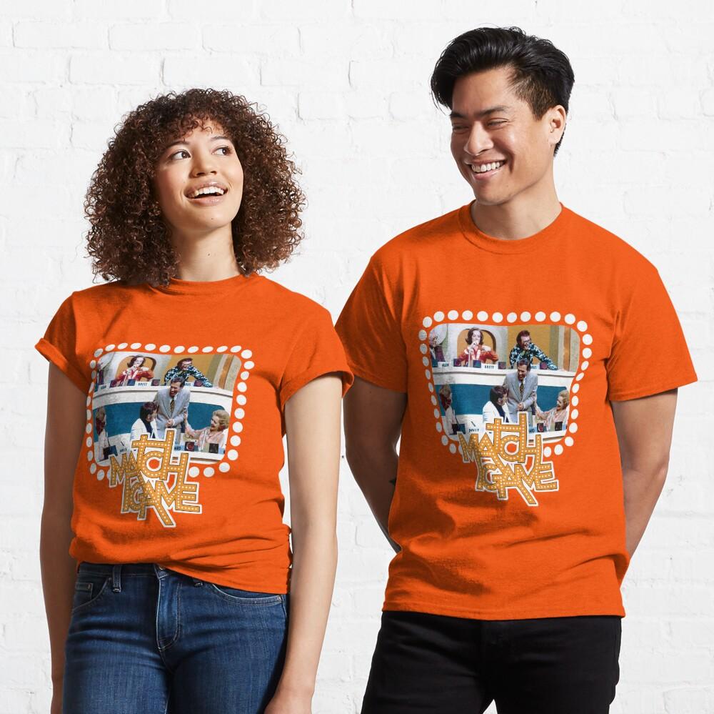 Match Game cast tribute Classic T-Shirt