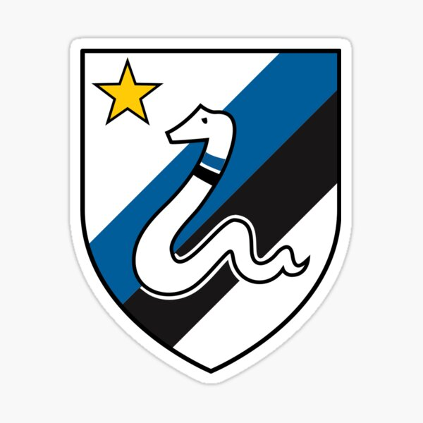 Adesivo Genoa ultras sticker decal serie A champions league