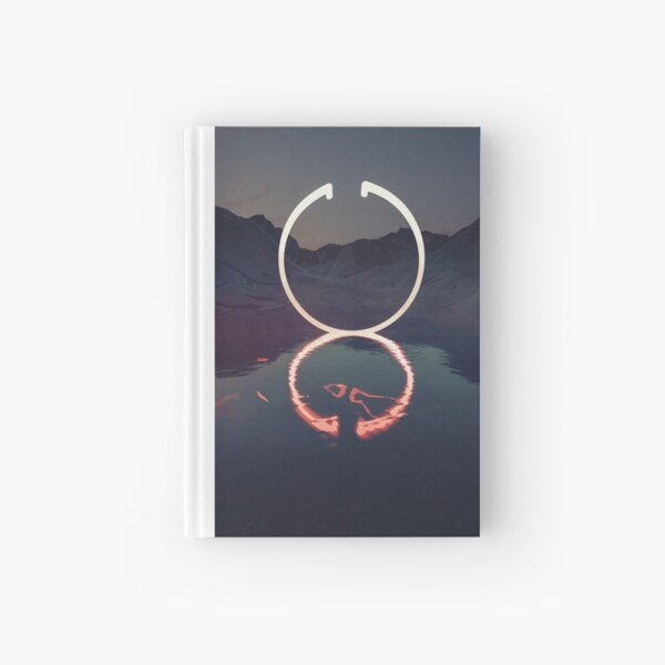 Path to Paradise Hardcover Journal