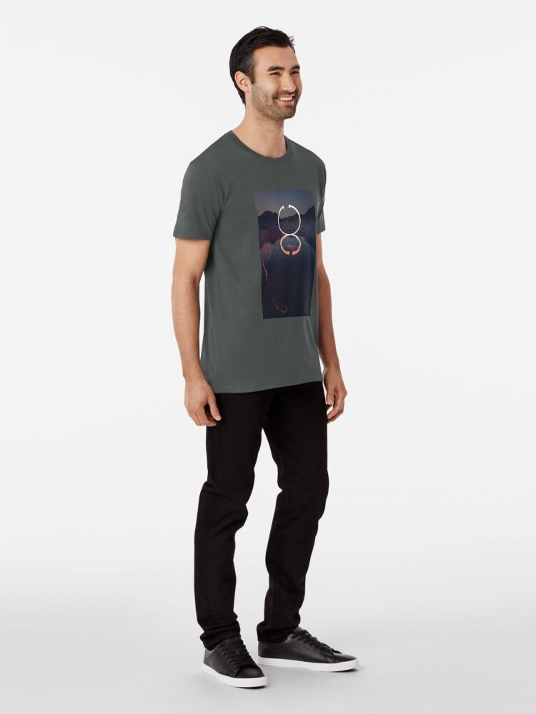 Alternate view of Path to Paradise Premium T-Shirt