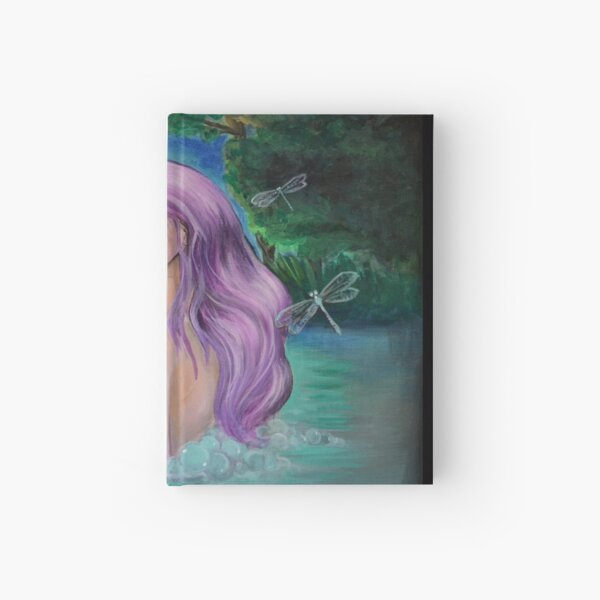 Hydrophilic Hardcover Journal