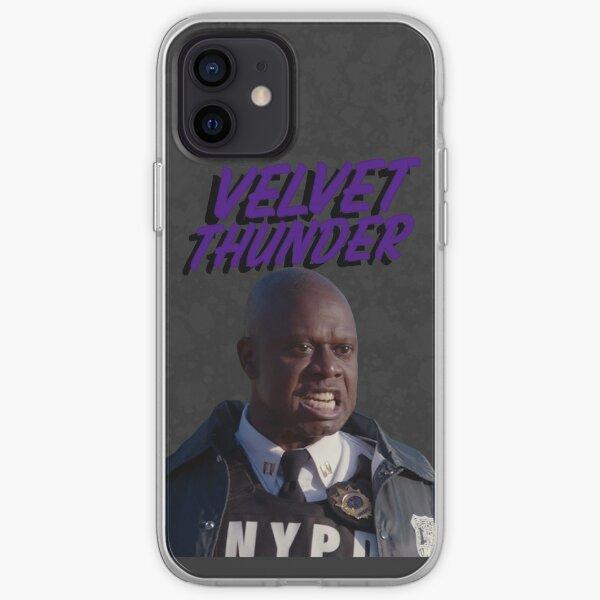 Velvet Thunder Phone Case iPhone Soft Case