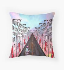 This Is My World! Throw Pillow