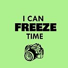 I can freeze time by smagifts