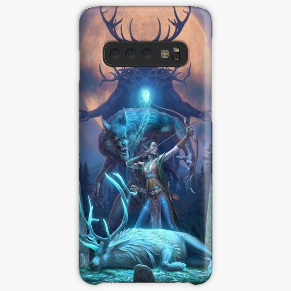 elder scrolls hircine Samsung Galaxy Snap Case