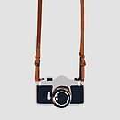 camera on a strap by smagifts