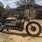 """""""1916"""" V16 built by Mark Walker. Australia. by Antipodean Tynker"""