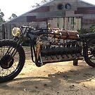 """1916"" built by Mark Walker. Australia. by Antipodean Tynker"