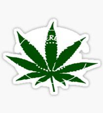 Best Classy Funny Anti Love Legalize Marijuana Marihuana 420 T shirt Accessories Sticker