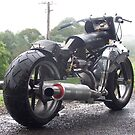 """""""Big Ned"""" The Ultimate Street Fighter built by Mark Walker. Aust. by Antipodean Tynker"""