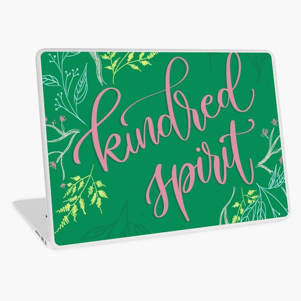 Kindred spirit - Anne of Green Gables Laptop Skin