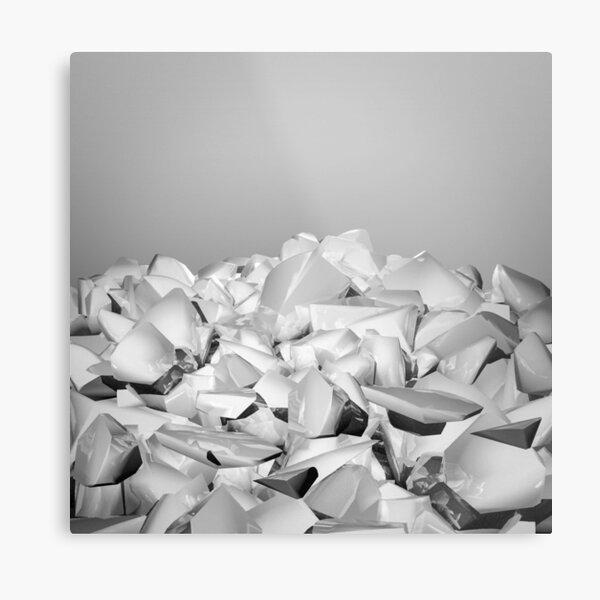 Harmonization Metal Print