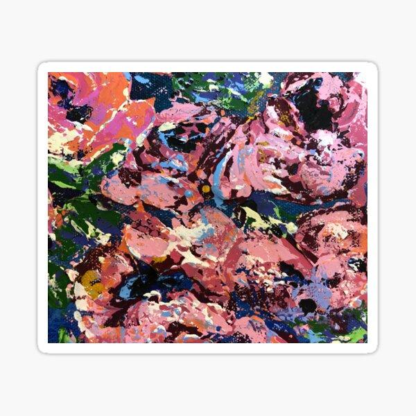 Rose garden Sticker