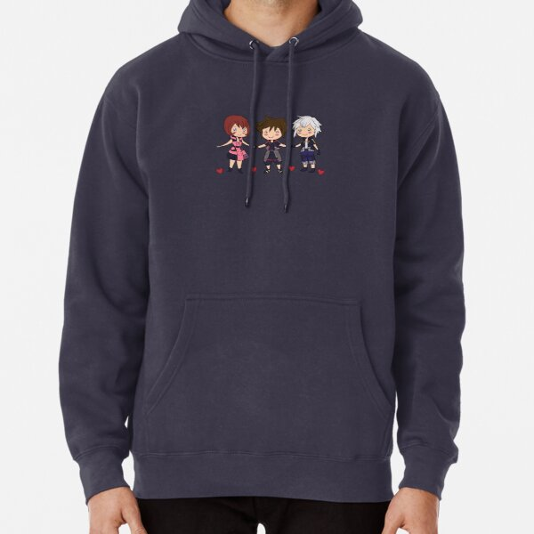 Kingdom Hearts Best Friends Forever Pullover Hoodie