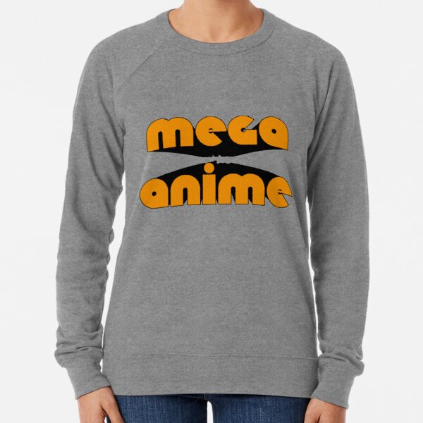 MEGA ANIME Lightweight Sweatshirt