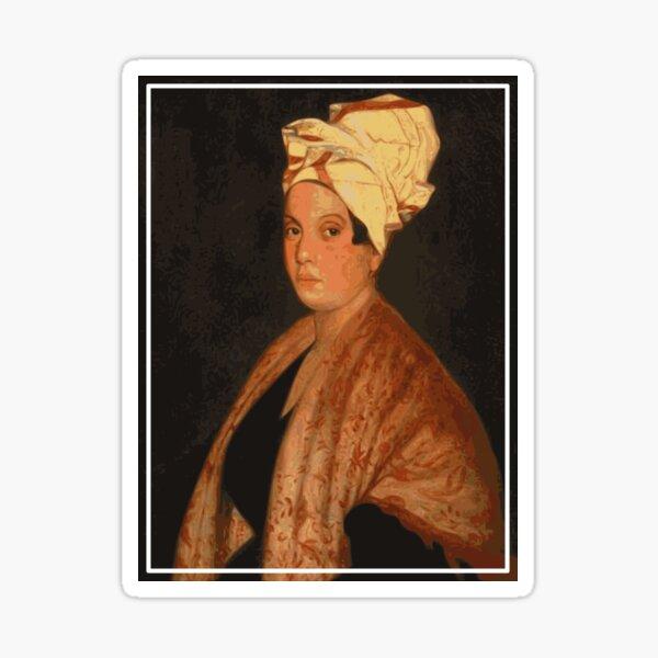 Marie Laveau Hoodoo New Orleans Voodoo-Königin ATR Sticker