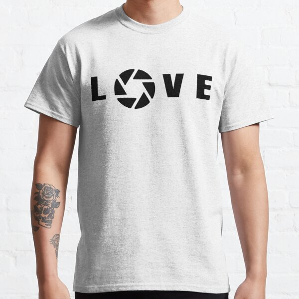 photographer love Classic T-Shirt