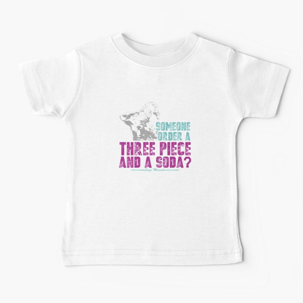 Jorge Masvidal - Drei Stücke Und Ein Soda Baby T-Shirt