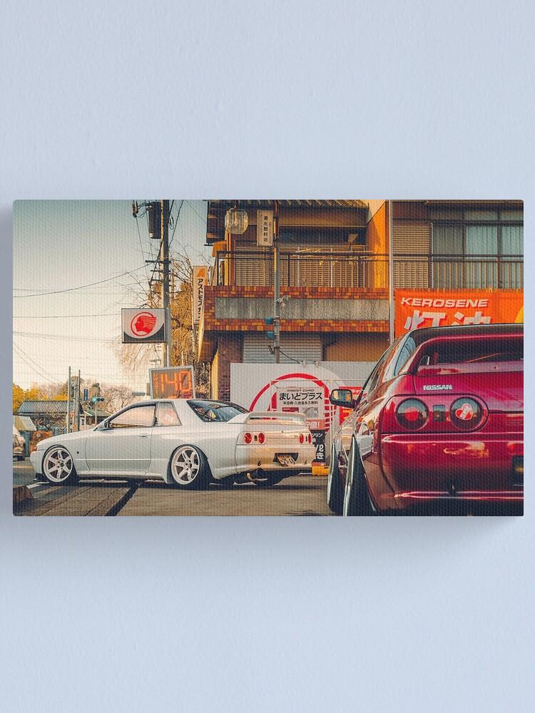 Alternate view of Car Canvas Print