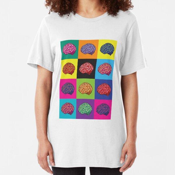 United Brains of Neurodiversity Slim Fit T-Shirt