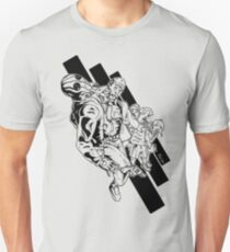 A Lesson in Heroism T-Shirt