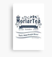 MoriarTea 2014 Edition Canvas Print