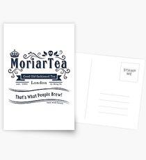 MoriarTea 2014 Edition Postcards